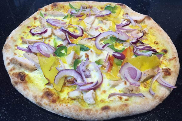 pizza Poulette