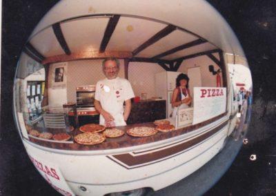Pizza Rhuys - Cazimir Le Borgne