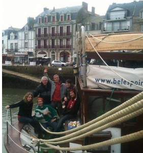 OUEST-FRANCE 9 Février 2012