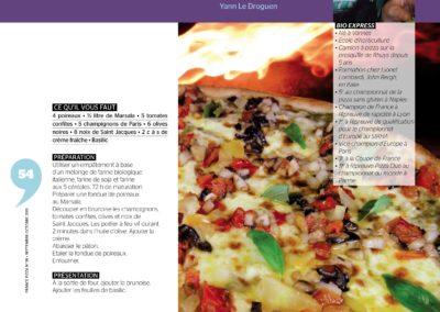 France Pizza – Octobre 2011