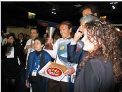 2ème Place au Giro Pizza Europe 2011