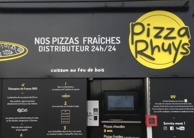 distributeur sarzeau pizzas rhuys